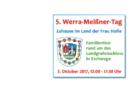 Landrat Stefan Reuß lädt zum 5. Werra-Meißner-Tag ein