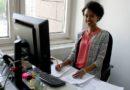 Eritreerin startet Ausbildung bei der IHK
