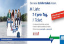 Schülerticket Hessen jetzt bestellen, um ab 1. September zu starten – Für 365 Euro in ganz Hessen das ganze Jahr mobil