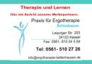 Therapie und lernen