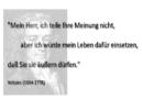 Kommentar  zu : Schwalmstadt: AFD-Wahlplakate gestohlen