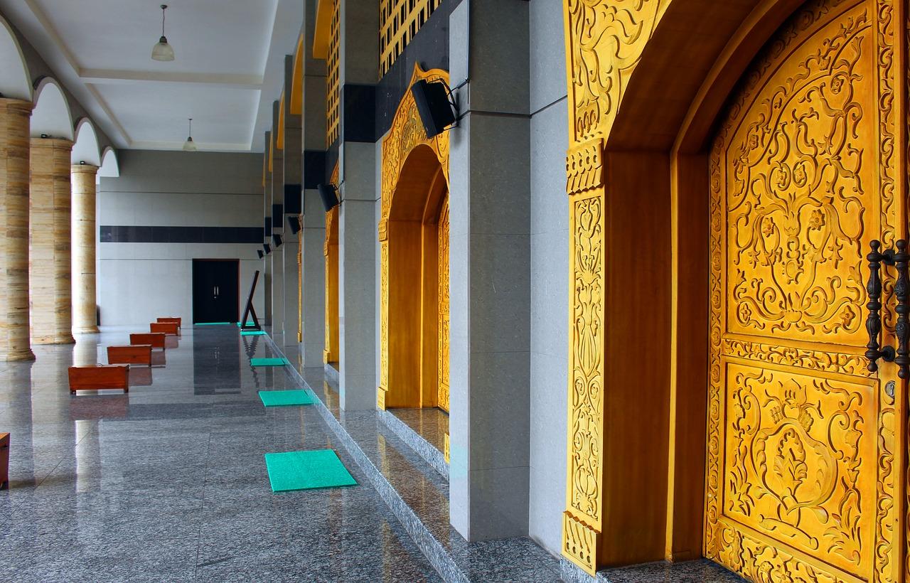 Nach zwei Einbrüchen in Moschee: Kripo ermittelt 33-jährigen Tatverdächtigen