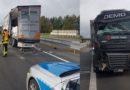 Kassel – Unfall auf der A 7 Abschlussmeldung