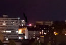 Großbrand in Kassel Kilometerweit zu sehen