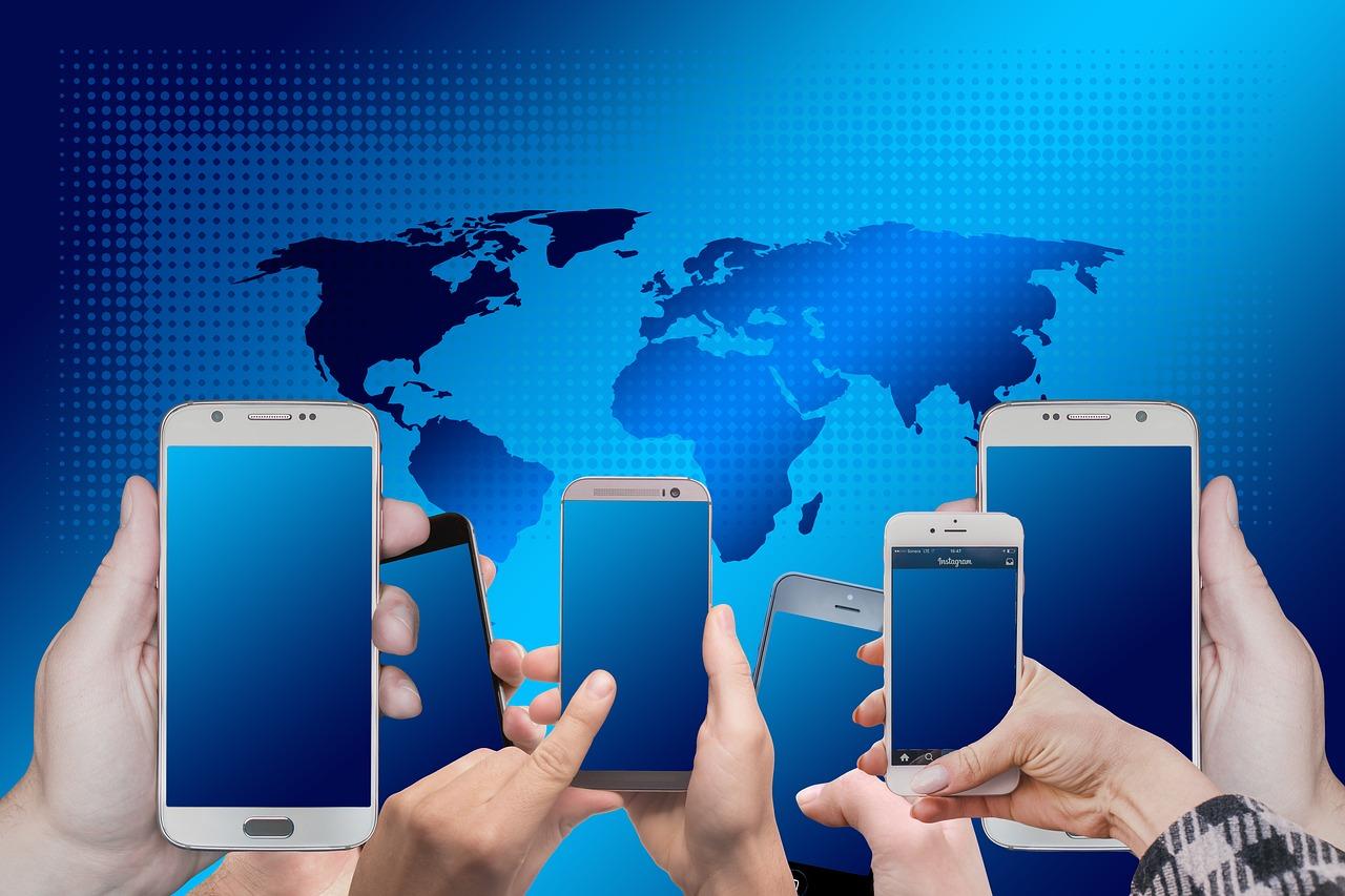 Weltweite 3 % Anstieg der Smartphoneverkäufe