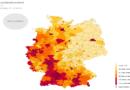 """Mitreden können: Interaktive Karte """"Migration.Integration.Regionen"""" visualisiert Daten zu Ausländer/-innen und Schutzsuchenden"""