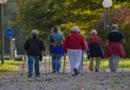 Nordic Walking: Stöcke richtig einsetzen