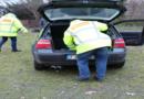 Verkehrskontrolle Höhe Park Schönfeld: Gefälschte Ausweise, Drogenberauschte, Gurt- und Handyverstöße