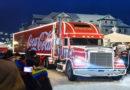 Dran denken: Heute kommen die Coca Cola Weihnachtstrucks nach Kassel