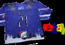 Weihnachtstrikots ab sofort ersteigerbar – Wisniewski-Dresses gibt's im Dreierpack