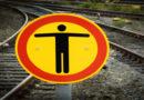 BPOL-KS: Gleise trotz geschlossener Schranke und Rotlicht überquert