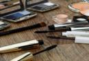 Festliches Make-up mit Schimmer und Glanz