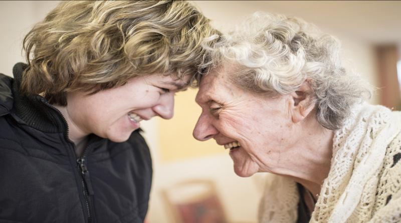 Weihnachten Mit Alzheimer-Patienten
