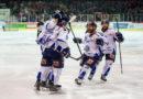 6:3 – Huskies gewinnen klar in Crimmitschau