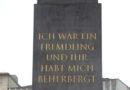 Ein Obelisk für Kassel- die Stadt Kassel und der Künstler Olu Oguibe rufen gemeinsam zu einer Spendenaktion auf