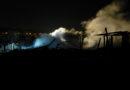 Feuerwehreinsatz letzte Nacht in der Wolfhager
