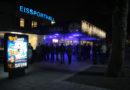 Nächtlicher Einbruch ins Bistro der Eissporthalle: Zeugen gesucht