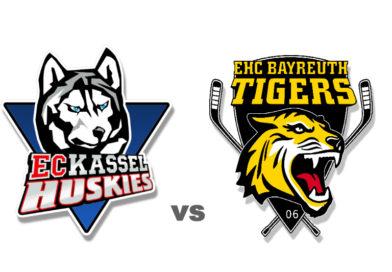 Huskies wollen oben bleiben: Heimspiel gegen Bayreuth steht an