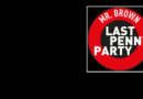 Morgen Abend vormerken: 109. Last Penny Party