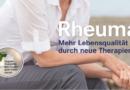Bei ersten Anzeichen für Rheuma schnell zum Facharzt