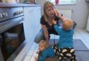 """Erst die Kinder, dann ich: ZDF-""""37°""""-Doku über Alleinerziehende am Limit"""