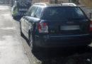 Kassel – Philippinenhof: Unbekannter kracht in geparkten Audi und flüchtet