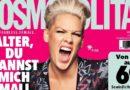 """Sängerin Pink exklusiv in COSMOPOLITAN: """"Manchmal möchte ich Leuten die Smartphones aus der Hand reißen und sie umarmen"""""""