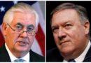 Trump ersetzt Außenminister Tillerson durch CIA-Chef