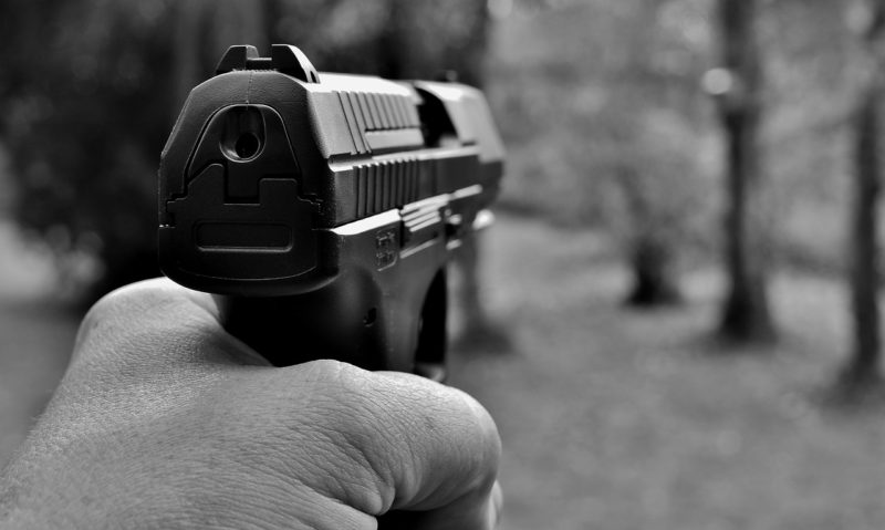 Polizeieinsatz mit Schusswaffengebrauch
