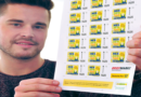 Briefmarke mit dem Hessentags-Logo ab sofort erhältlich
