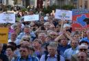 Widerstand gegen Suedlink: Treffen von Stromtrassen-Gegnern