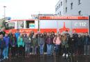 27 Jungen und Mädchen erlebten Girls- & Boys Day bei der Berufsfeuerwehr Kassel