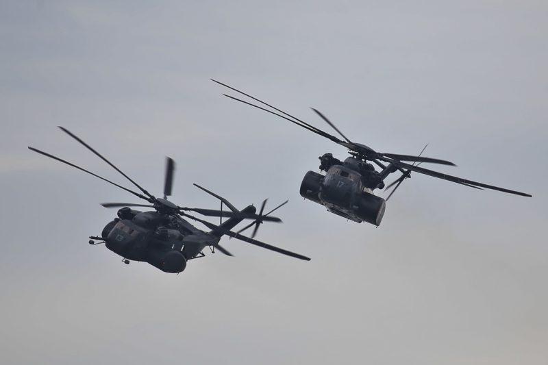 Vermutlich vier Tote bei Absturz eines Militärhubschraubers in USA