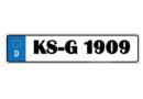 Nach Unfallflucht in Großenritte: Wo befindet sich der graue Renault Clio mit dem Kennzeichen KS-G 1909?