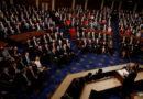 Macron wirbt vor US-Kongress für internationale Zusammenarbeit