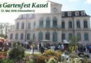 Wir verlosen Eintrittskarten für das Gartenfest 2018 Kassel – Calden