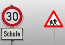 Stadt und Landkreis Kassel: Geschwindigkeitsmessungen zum Schulbeginn nach den Osterferien: Mit 73 km/h bei erlaubten 30 geblitzt