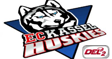 Kassel Huskies starten Dauerkartenverkauf am 1. Juni – Preise für Saisonkarten bleiben stabil im Vergleich zur Vorsaison