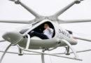 Infrastruktur für Lufttaxi-Großbetrieb in Städten