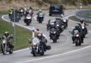Odenwald-Gemeinde protestiert mit Plakaten gegen Bikerlärm