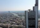 Frankfurter Immobilienbranche sieht nach wie vor Bedarf an neuen Baugrundstücken für Hochhäuser und Gewerbeflächen
