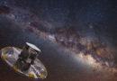 Himmelskarte mit Millionen Sternen