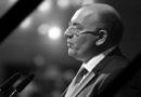 Baunatals Bürgermeister Manfred Schaub ist verstorben