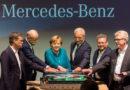 Merkel sieht Chance für E-Auto-Batterieproduktion in Europa