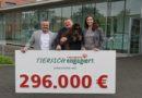 Hilfe für Tierheime: Dank für 296.000 Euro