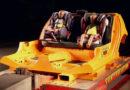 Kindersitztest: Eine Sitzschale zerbricht beim Frontalcrash