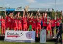 Der Traum vom DFB Pokal ist für den KSV zerplatzt.