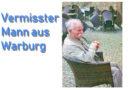 81-jähriger Mann aus benachbartem Warburg vermisst