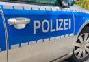 Unbekannte sprühen in Hofgeismar Hakenkreuz auf die Straße