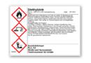 Kanister mit Wasserstoffperoxid kippte um: Drei Leichtverletzte; Ermittlungen gegen Wirt